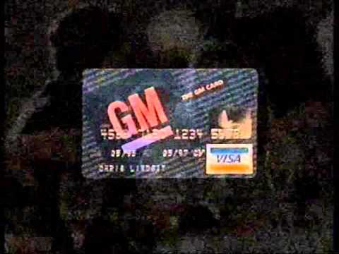 GM Holden Card commercial (1995)