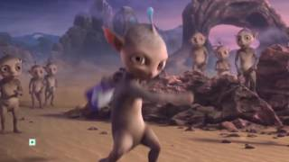 Cadbury Dairy Milk- Aliens TVC