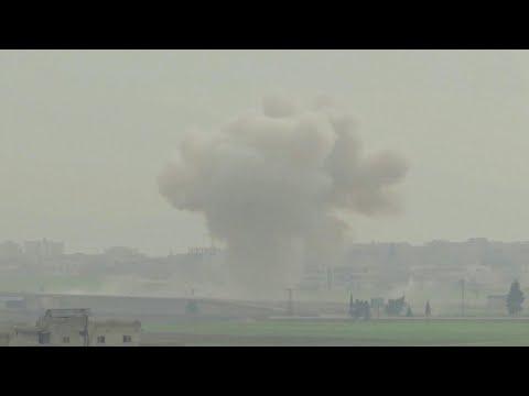 В Сирии осложнилась
