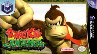 Longplay of Donkey Kong Jungle Beat