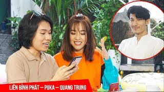 """Liên Bỉnh Phát – Puka – Quang Trung: Cùng MC và bộ đôi cây hài """"rắc muối"""" vào Cà Phê Trưa"""