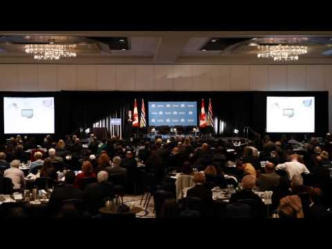 Dr. Kendall Ho at VBOT Health Care Forum 2014