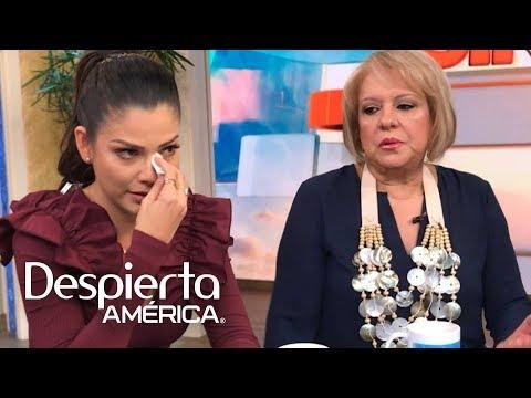 Ana Patricia luce muy afectada durante los comerciales tras su pleito