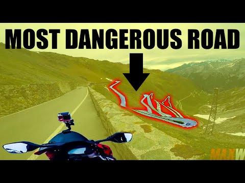 STELVIO PASS Italy Passo Stelvio on a Honda CBR1000RR Fireblade Superbike MaxWrist