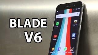 ZTE Blade V6, el Clon del iPhone de calidad - Review en español