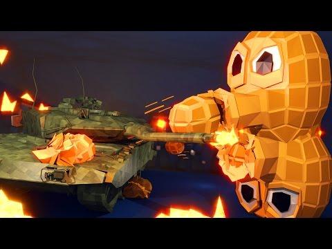 Plants vs Zombies Mafia - Giga Peanut the Finale! (Minecraft Roleplay)