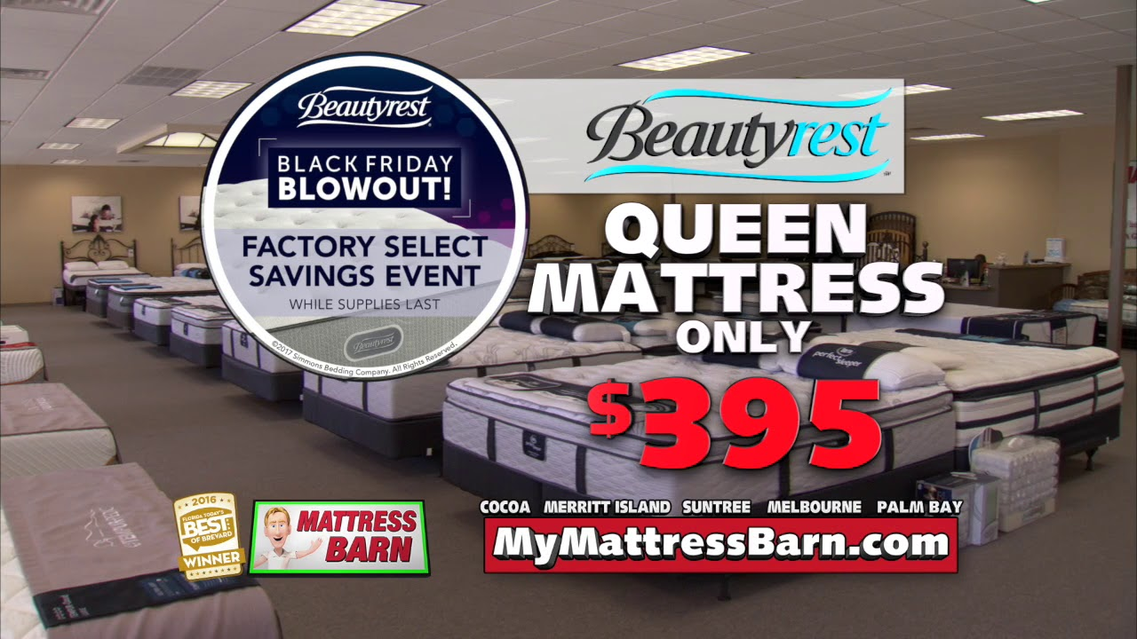 mattress black sale watch youtube ortho friday off