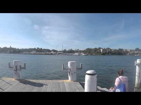 Post grigliata a Sydney!!!