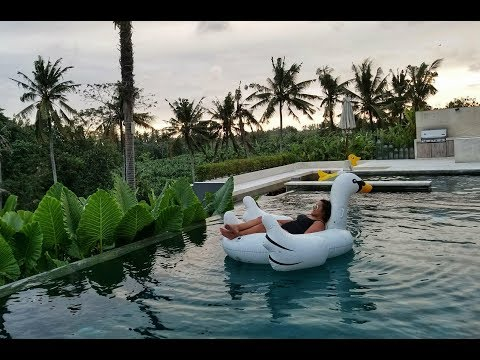 Living like a Queen in Bali