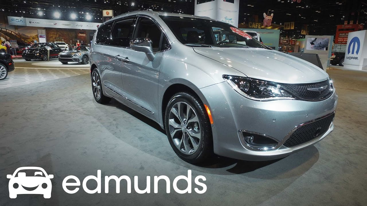 2017 Chrysler Pacifica Review Features Rundown Edmunds