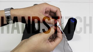DIY: How to Hand Stitch! Thumbnail