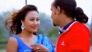 Jharkidai ma sanga - ajay adhikari sushil ft. ashisma nakarmi | new nepali lok-pop song 2014