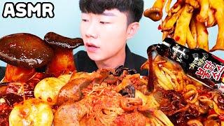 MUSHROOMS #Mukbang #Hangunnie #Best #Reaction #Eatingsound 안녕하세요! 거니루~! 거니찌와~! 거니하오~! Hallo! 오늘은 고추장으로 만든 불닭마라 버섯 ...
