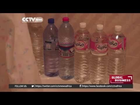 Authorities in Tunisia cut water supply to several regions