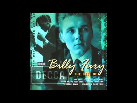Billy Fury - Wondrous Place