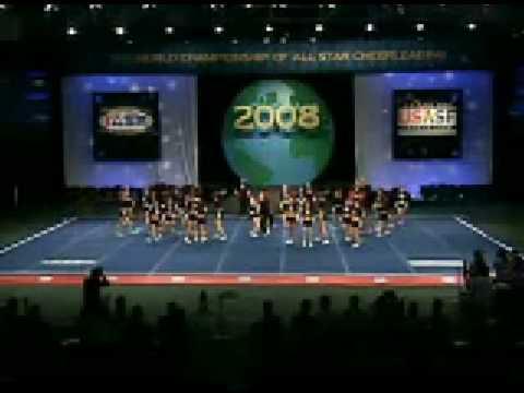 Cheergyms Com Cheerleading Worlds 2008