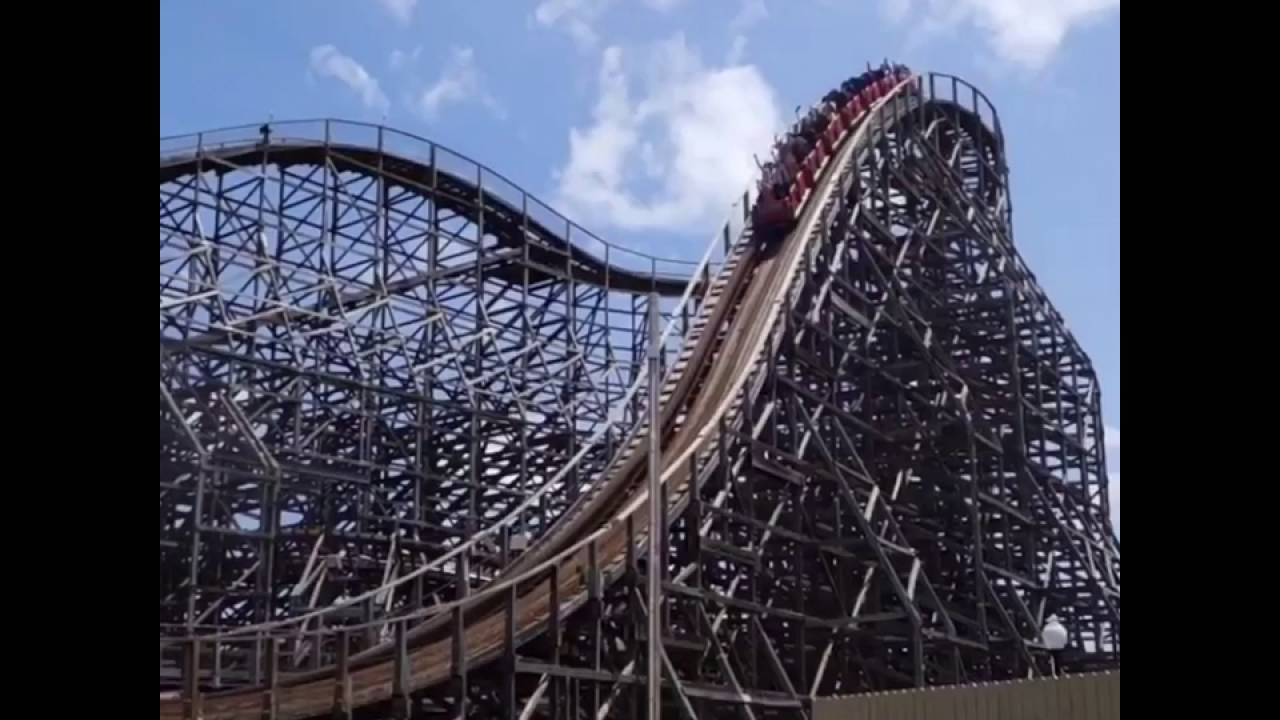Leaked 2018 Coaster for KennyWood? - YouTube
