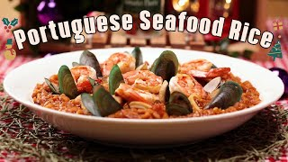 Delicious and Easy Portuguese Seafood Rice