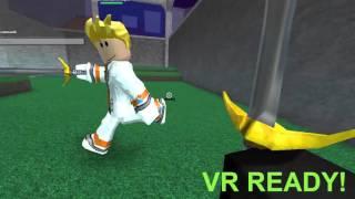 Simply VR trailer! [ROBLOX]
