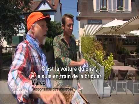 Visite Insolite De L'Hôtel Restaurant Les Pins Haguenau ALSACE