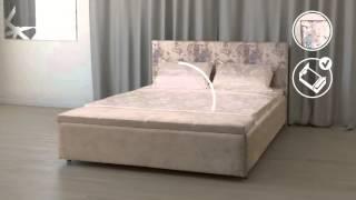 видео Кровать Райтон Life 3 box