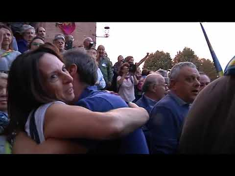 Giubilo della Tartuca - Palio 20 ottobre 2018 - Prima parte