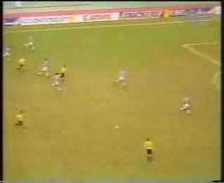 KEWELL, Harry vs Uruguay - 1997 Confederations Cup Semi Fina