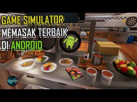 5 Game Simulator Memasak Paling Seru Di Android