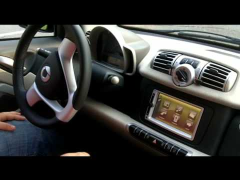 ihs auto reviews 2011 smart fortwo with navi youtube. Black Bedroom Furniture Sets. Home Design Ideas