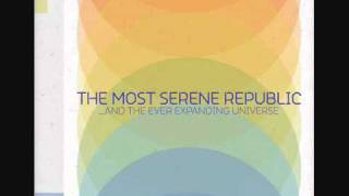 Watch Most Serene Republic Bubble Reputation video