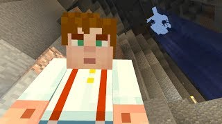 Minecraft Xbox - My Story Mode House - This Wasn't The Plan