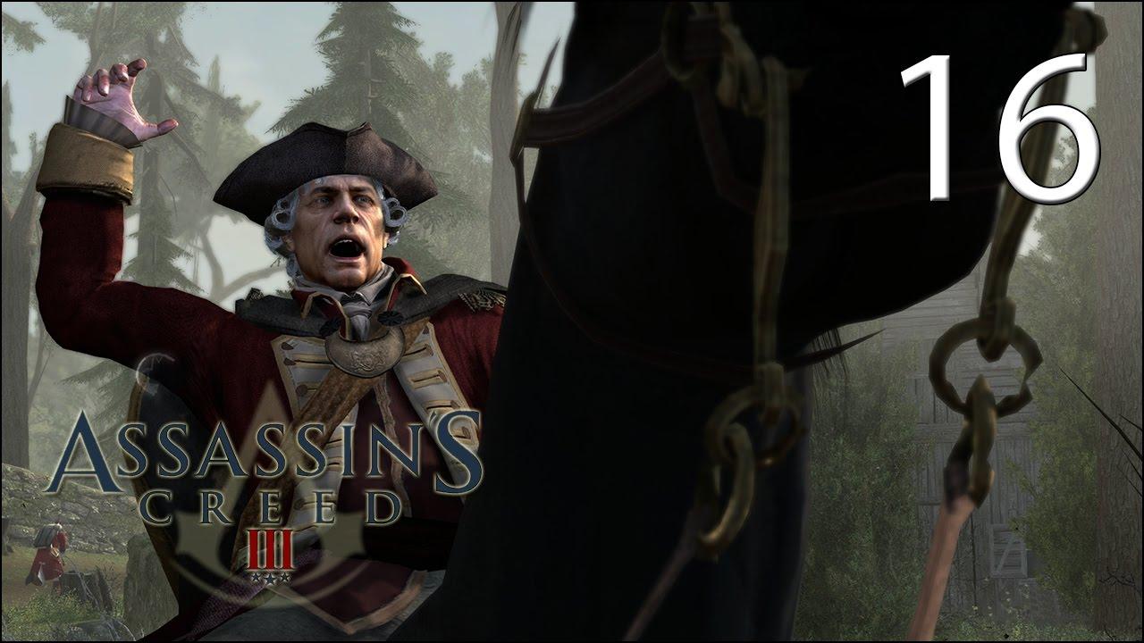 Assassin's Creed III - 16 - John Pitcairn - YouTube