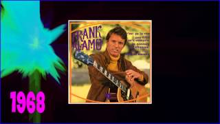FRANK ALAMO 1968  ( DAYS OF PEARLY SPENCER IN FRENCH ) Je connais une chanson - Monty-Bouchéty