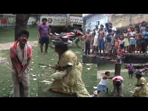 Mob thrash a habitual molester in Bengal