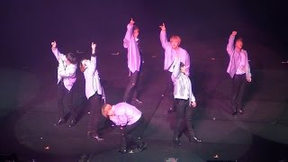 170320 bts the wings tour in brazil fancam part 2 members intro am i wrong