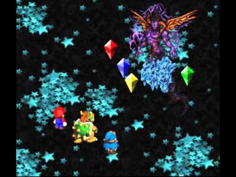 Super Mario RPG Walkthrough Part 63 - Boss Battle: Culex Part 1!
