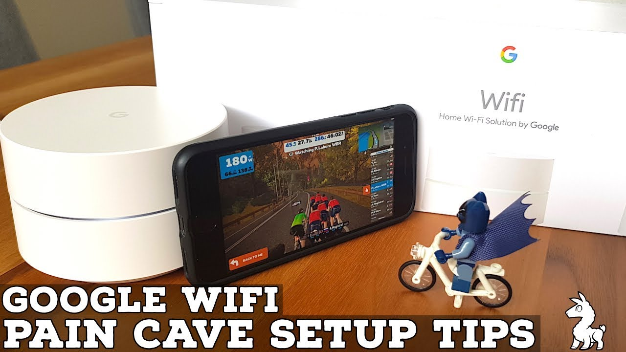 Wi-Fi Upgrade: Google Wifi Mesh // Pain Cave Setup Tips