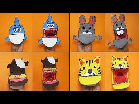 Игрушка для детей за 5 минут! DIY Toys For Kids#Funny Toy In 5 Minutes