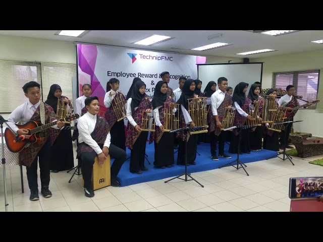 Bravura - Performance at Technip Asiaflex on 30th March 2018