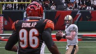 NFL Today November 11th, 2018 – New Orleans Saints vs Cincinnati Bengals NFL Week 10