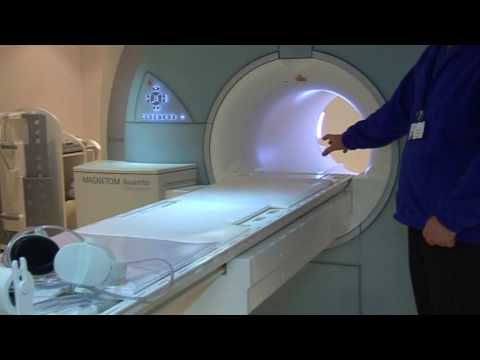 MRI Scan - what happens?