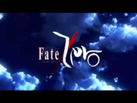 Fate Zero opening 1 - oath sign orchestra