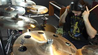 Kin - My Chemical Romance - Welcome to The Black Parade - Drum Cover (Studio Quality)