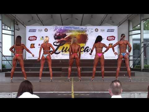 Lubeca Musclebeach 2017 - Bikini & Mens Physique Contest