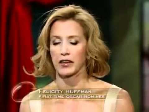Felicity Huffman   Oprah