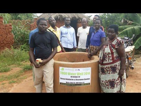 Togo Water Wells - WWTOGO-012 | Muslim Aid Australia