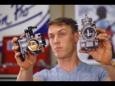 Carburetors Vs. Electronic Fuel Injection—What's Better? | MC Garage