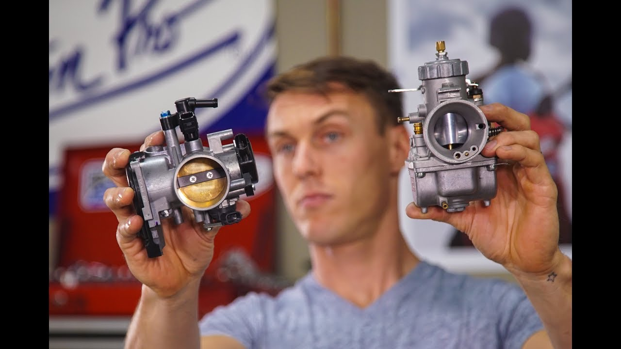 carburetors vs electronic fuel injection what s better mc garage [ 1280 x 720 Pixel ]
