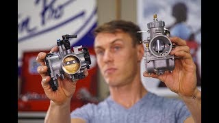 Carburetors vs. Electronic Fuel Injection—What's Better? | MC Garage