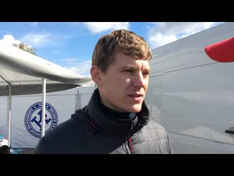 Ben Hanley (5th position) interview, after the FINAL